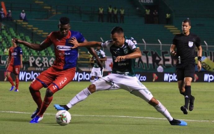 Deportivo Cali retoma el liderato tras vencer a Medellín por 1-0
