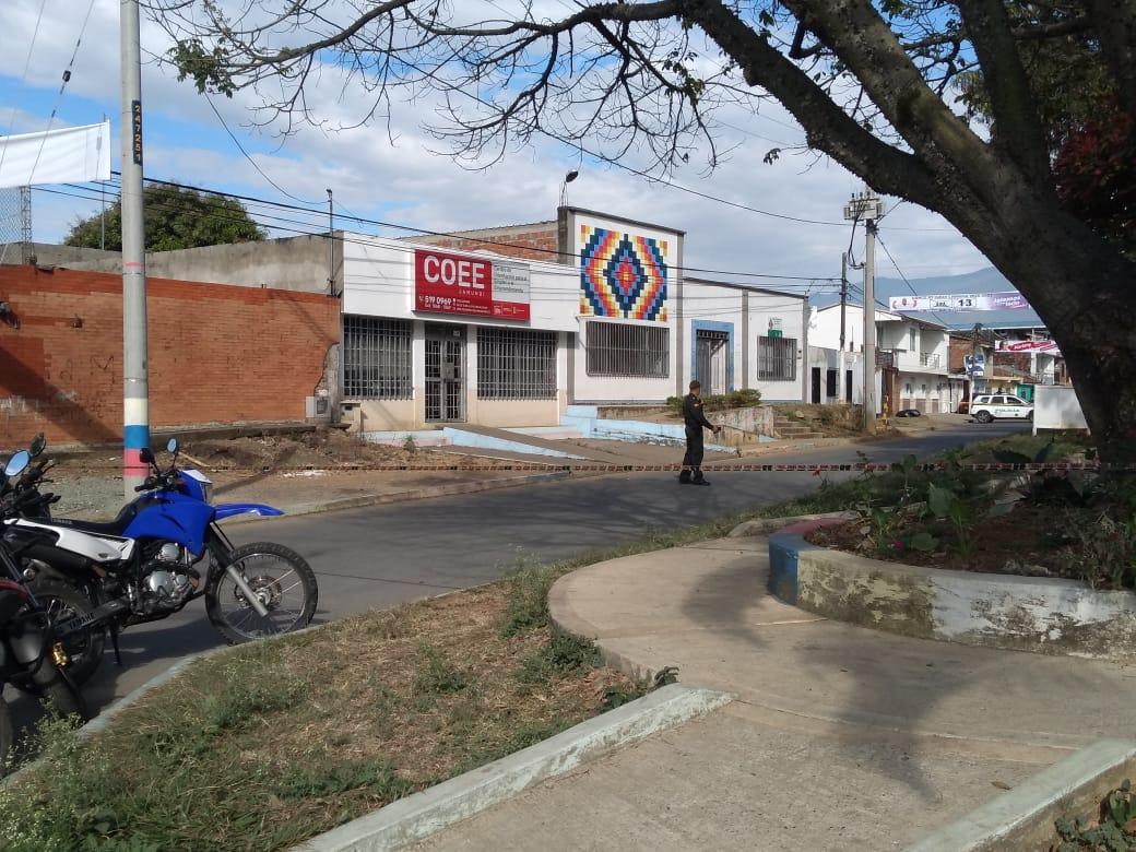 Lanzan granada contra casa del Cabildo Indígena 'Kwes Kiwe Nasa' en Jamundí
