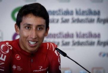 Video: así fueron los honores que recibió Egan Bernal a su llegada a Colombia