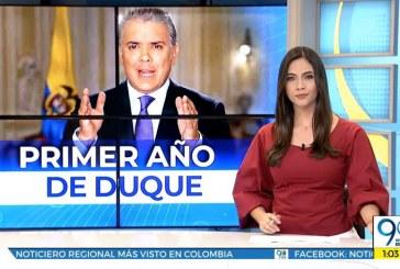 Emisión martes 6 de agosto de 2019