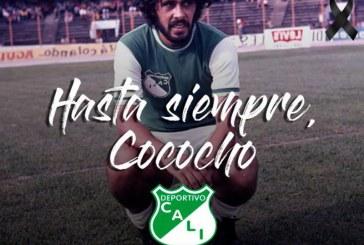 Falleció el argentino Ernesto 'Cococho' Álvarez, récord de goles olímpicos en Colombia