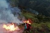 ¿Quién estaría detrás del incendio en Jamundí? Ofrecen recompensa para hallar a los responsables