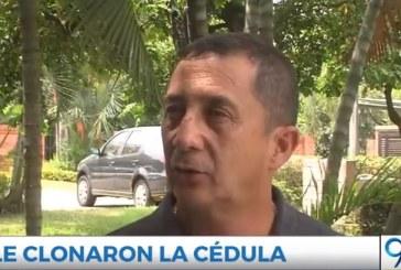 Hombre denuncia que red de estafadores en Cali clonó su cédula y lo tienen en líos legales