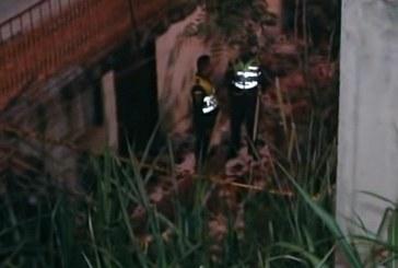 Un muerto y cuatro policías heridos dejó asonada en el barrio Terrón Colorado