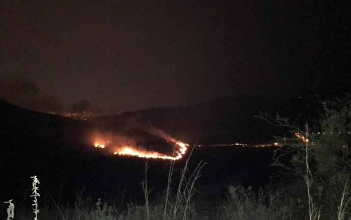 Incendio forestal de más de 18 horas consume 112 hectáreas de vegetación en Yumbo