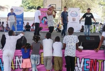 Inició la 'Semana de la Juventud 2019' en el corregimiento El Hormiguero