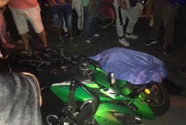 Una mujer muerta y dos heridos dejó accidente en el puente de Alfonso López