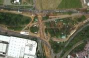 Desde el aire: el ABC de las obras viales que se construyen en el sur de Cali, parte 1