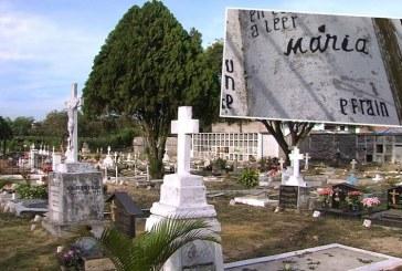 Piden respeto al patrimonio histórico y cultural del Valle tras profanación de la tumba de 'María'