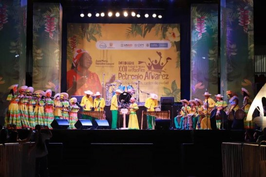 De Cuba para Cali: grupos folclóricos afrocubanos se toman el Petronio Álvarez