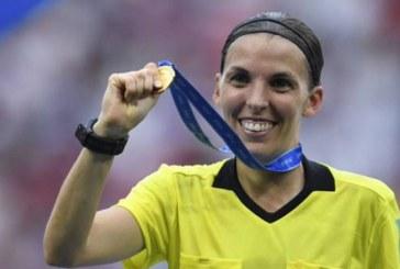 Por primera vez una mujer arbitrará la final de la Supercopa de Europa