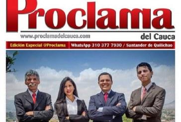 Diario Proclama del Cauca revela amenazas de muerte contra un equipo de sus periodistas