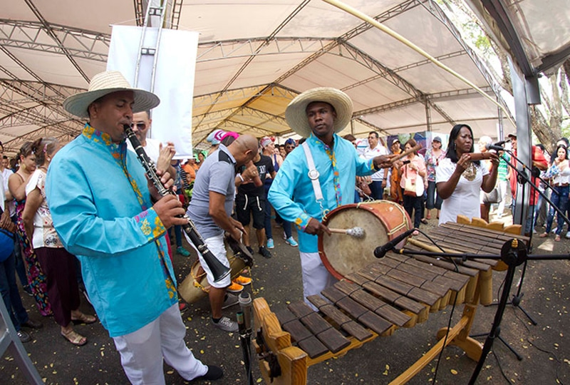 Programación del Festival Petronio Álvarez para el 15 de agosto de 2019