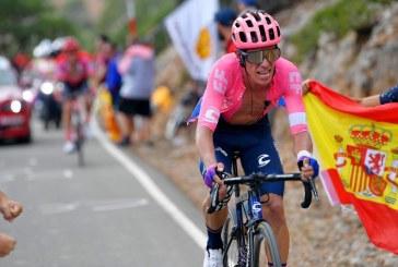 Tras dura caída, Rigoberto Urán le dijo adiós al sueño de lograr La Vuelta a España 2019