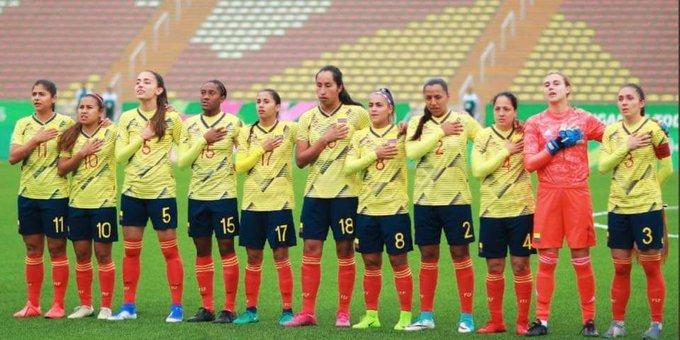 Selección Colombia Femenina logra llevarse el oro en los Panamericanos