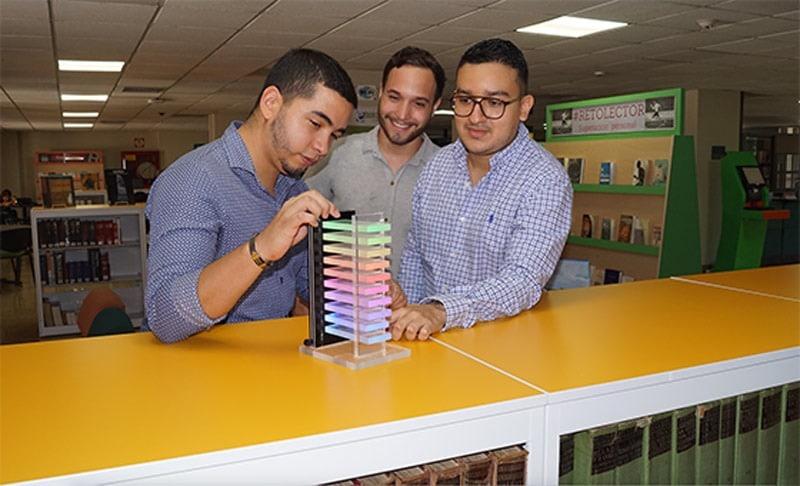 'Silenciometro', un dispositivo creado por estudiantes de la UAO para medir el sonido