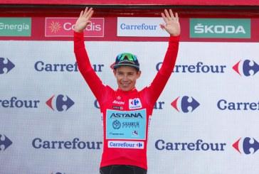 El ciclista 'Supermán' López concretó su llegada al Movistar Team