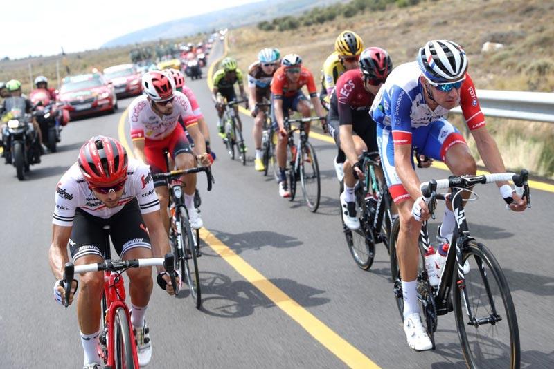 Terminó la etapa 6 de la Vuelta a España y así se ubicaron los colombianos
