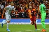 Falcao anotó este domingo para Galatasaray, pero salió con molestias en su pierna