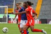 América aseguró primer cupo a la final de la liga femenina