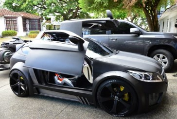 ¡Impresionante! bugueños crean auto 'Transformer' para concursar en proyecto de emprendimiento