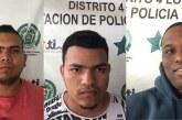 A la cárcel presuntos responsables del homicidio de 3 hermanos bonaverenses