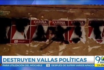 Crean comité para analizar amenazas a candidatos en 130 municipios del país