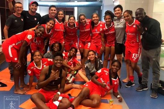 Las 'diablas' del América de Cali son finalistas de la liga femenina de fútbol