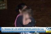 El drama de los niños venezolanos, los más afectados por la crisis del país vecino