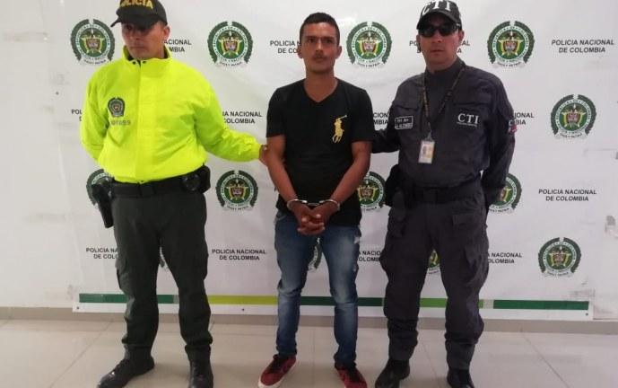Capturan recolector de frutas quien habría abusado sexualmente de menor en Roldanillo