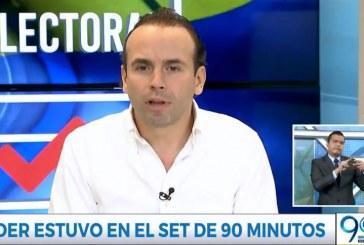 Pese a no encabezar encuestas, Alejandro Eder dice que llegará sin politiquería a la Alcaldía