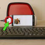 Cómo conectar un teclado USB a tu teléfono Android