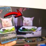 Como conectar tu celular a un SmartTV