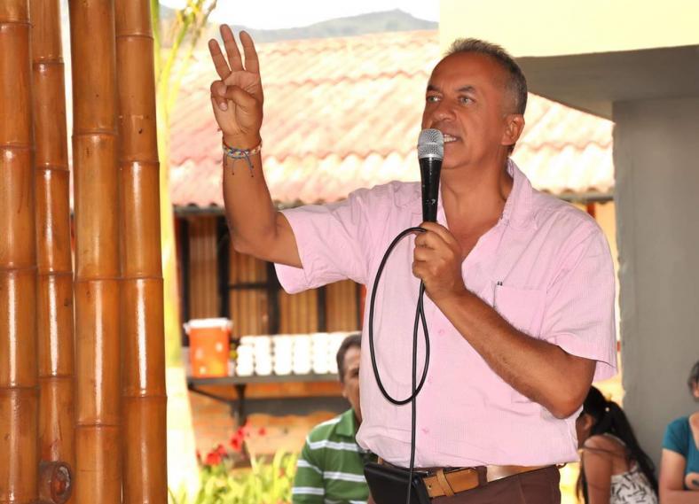 Conmoción en el departamento del Cauca por muerte del Alcalde de Piendamó