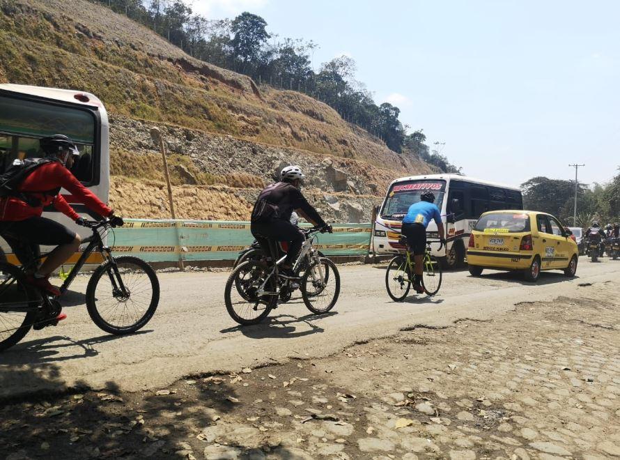 Conozca la prohibición que tendrán los ciclistas para ascender a Pance a partir del sábado 21 de septiembre
