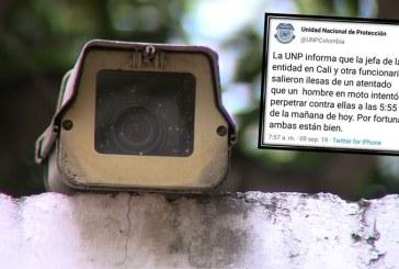 Investigan si coordinadora de la UNP en Cali fue víctima de atentado sicarial o de robo