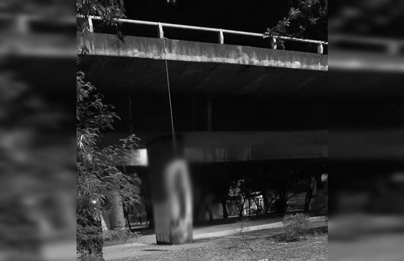 Investigan suicidio de ciudadano venezolano esta madrugada en el puente de Sameco