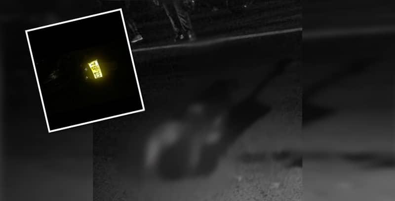 Una mujer muerta dejó fuerte accidente de tránsito entre dos motos