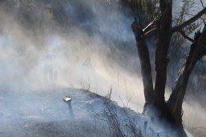 Incendio en zona rural de Yumbo no ha sido controlado por los Bomberos - 90 Minutos