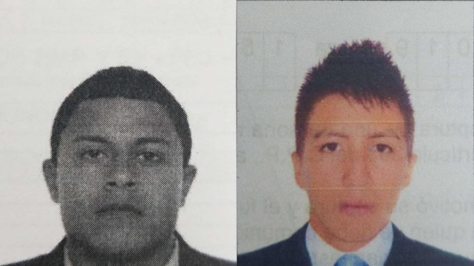 Dos sujetos fueron enviados a la cárcel por tentativa de homicidio a dos policías