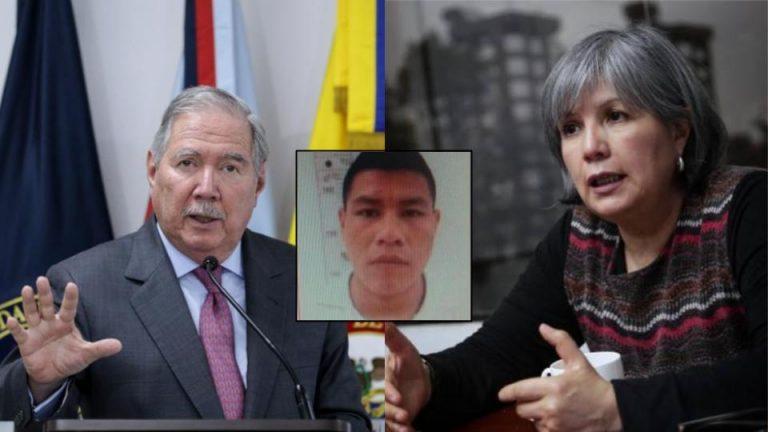 """La JEP responde al Ministro de Defensa sobre el caso de alias """"Mayimbú"""""""