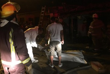 Mujer de 80 años falleció luego de que su casa se incendiara en Pradera, Valle