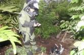 Neutralizados y destruidos dos drones cargados de explosivos