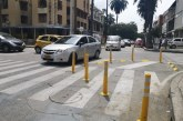 Presidente del Concejo de Cali instauró tutela por instalación de taches y bolardos