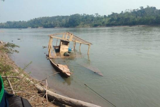 Presuntos traficantes de madera secuestran a 15 indígenas en la Amazonía