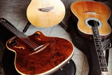 A través de redes sociales, el cantante de rock Jorge Fresquet denunció el robo de sus guitarras