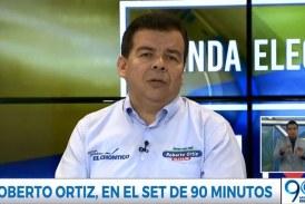 Volvió a ocurrir: Sede de Campaña de Roberto Ortiz nuevamente fue atacada