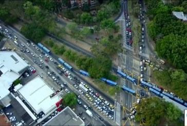 Secretaría de Movilidad explicó qué giros fueron prohibidos en la Calle 13 con Carrera 100