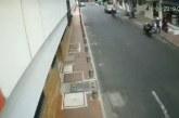Video: en plena mañana, motorizados roban a dos jóvenes frente a Colegio Odontológico en Cali