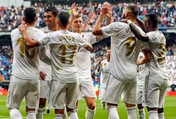 James entró desde la banca y anotó el gol de la victoria para el Real Madrid